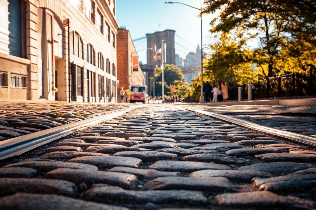 Dumbo - Perfect 2 Days In New York Itinerary For First Time Visitors - A World to Travel