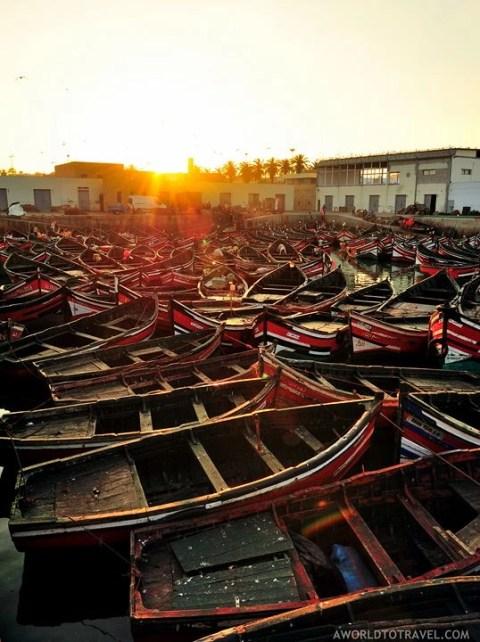 El Jadida - One Week Morocco Itinerary Along The Atlantic Coast - A World to Travel (7)