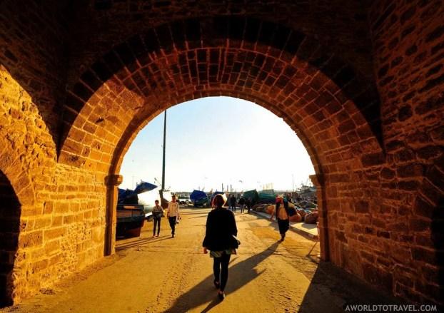 Essaouira - One Week Morocco Itinerary Along The Atlantic Coast - A World to Travel (1)
