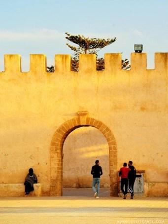 Essaouira - One Week Morocco Itinerary Along The Atlantic Coast - A World to Travel (4)