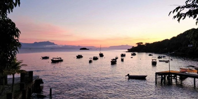 Sunrise in Paraty - Here's How To Road Trip 5 Brazilian Cities In Two Weeks - A World to Travel