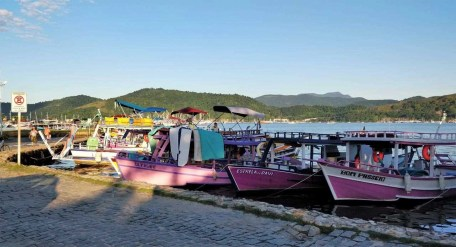 The Dock - Paraty - Here's How To Road Trip 5 Brazilian Cities In Two Weeks - A World to Travel