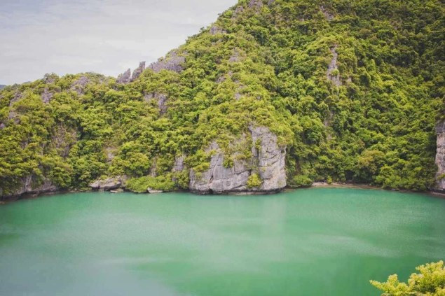 Ang Thong (2) - Fun Things To Do In Koh Phangan Island Thailand - A World to Travel