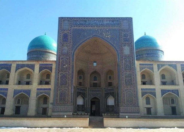 Bukhara - Uzbekistan - Silk Road Travel - A Central Asia Overland Trip - A World to Travel