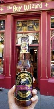 Diagon Alley 2 - How To Make The Most Of 2 Days In Edinburgh - A World to Travel