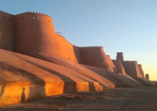 Khiva - Uzbekistan (3) - Silk Road Travel - A Central Asia Overland Trip - A World to Travel