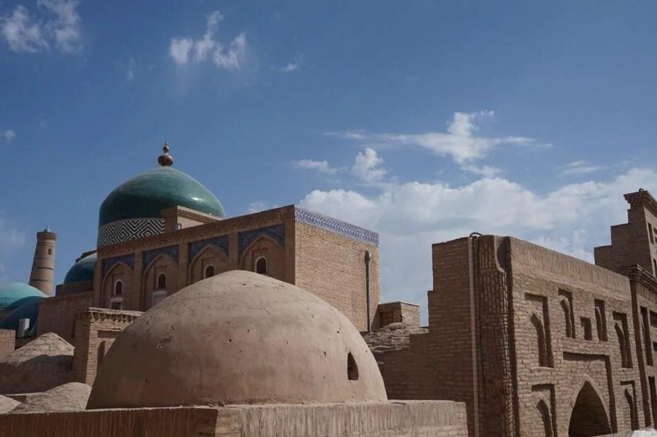 Khiva - Uzbekistan (4) - Silk Road Travel - A Central Asia Overland Trip - A World to Travel
