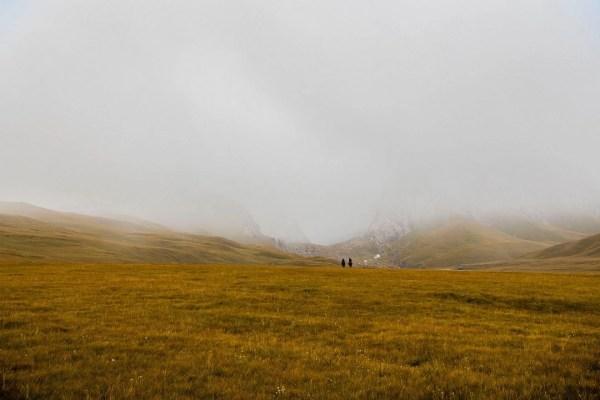 Köl-Suu - Kyrgyzstan - Silk Road Travel - A Central Asia Overland Trip - A World to Travel