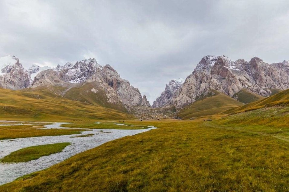 Köl Suu - Kyrgyzstan - Silk Road Travel - A Central Asia Overland Trip - A World to Travel