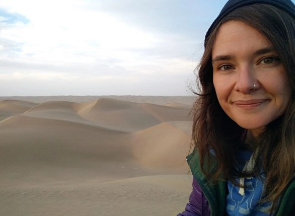 Ta Zhong - China (1) - Silk Road Travel - A Central Asia Overland Trip - A World to Travel