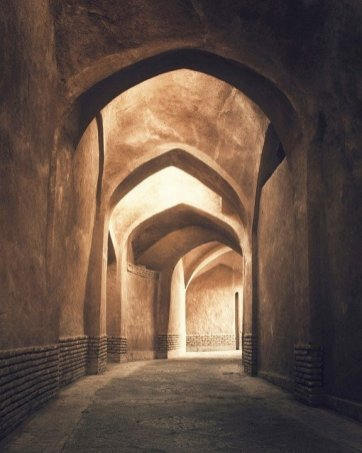 Yazd - Iran - Silk Road Travel - A Central Asia Overland Trip - A World to Travel