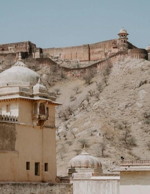 Amber Palace - Fun Budget Things To Do In Jaipur - A Budget Guide To The City - A World to Travel