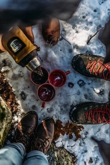 Coffee - Best Day Hikes Around Vancouver - A World to Travel