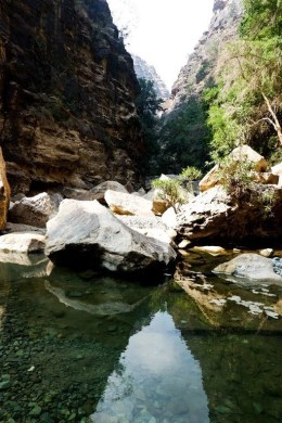 Jizan wadi - Must Visit Saudi Arabia Cities - A World to Travel
