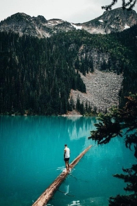 Joffre Lakes Trail (2) - Best Day Hikes Around Vancouver - A World to Travel