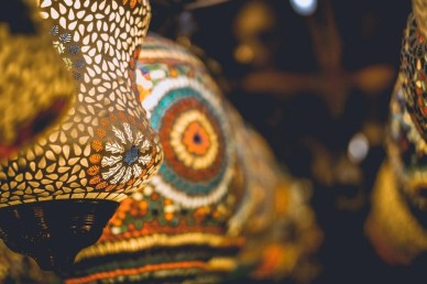Lamps - Fun Budget Things To Do In Jaipur - A Budget Guide To The City - A World to Travel