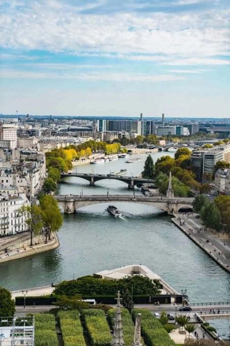 River cruise Europe
