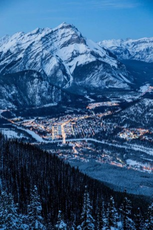 48 Hours Guide To The Best Things To Do In Banff Canada For Non-Hikers - A World to Travel (7)