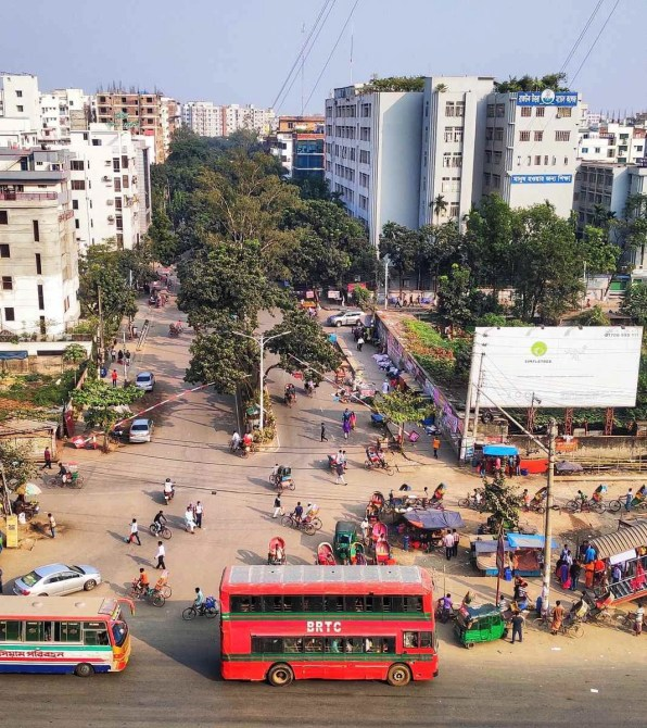 Dhaka (1) - Places to visit in Bangladesh - A World to Travel