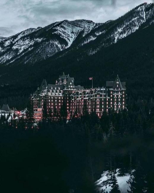 Fairmont Banff Springs - Banff National Park Canada - A World to Travel