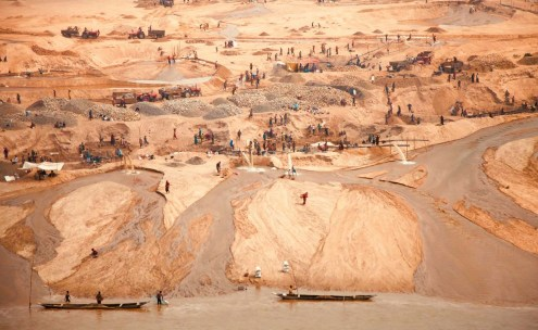 Tahirpur - Quarry lake - Places to visit in Bangladesh - A World to Travel
