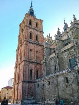Etapa 1 - Astorga León - Camino a Santiago en bici desde León - A World to Travel (2)