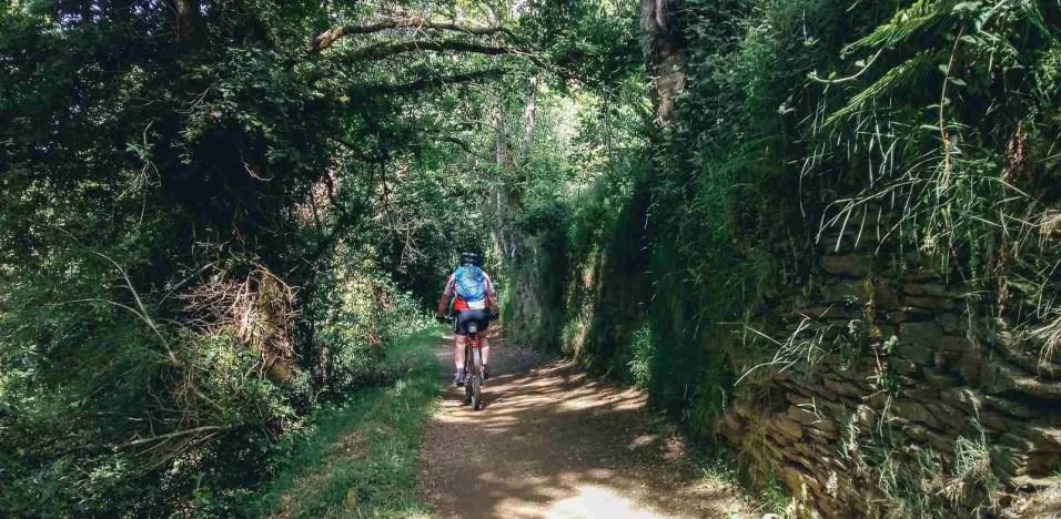 Etapa 4 - O Cebreiro Sarria - Camino de Santiago en bici etapas - A World to Travel (1)