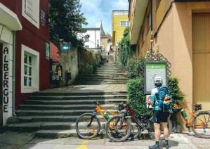 Etapa 4 - O Cebreiro Sarria - Camino de Santiago en bici etapas - A World to Travel (4)