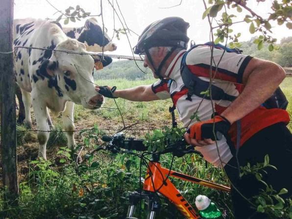 Etapa 5 - Sarria Melide - Camino a Santiago en bici - A World to Travel (1)