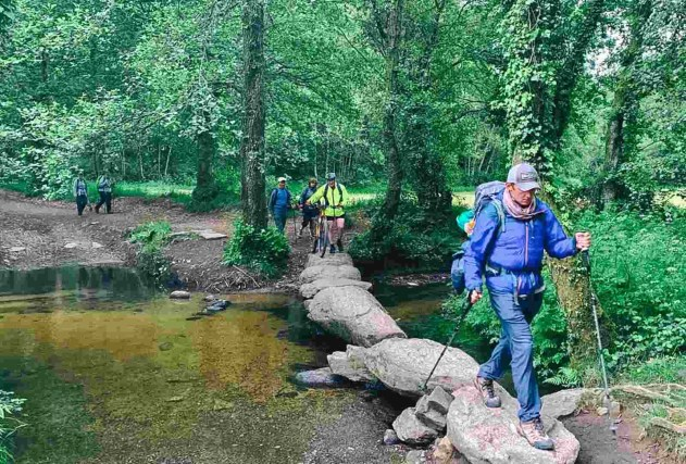 Etapa 6 - Melide Santiago de Compostela - El camino en bici con Tee Travel - A World to Travel (14)