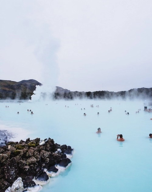 Blue lagoon - Iceland main attractions - A World to Travel