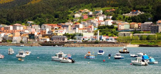 Corcubion Galicia - A World to Travel