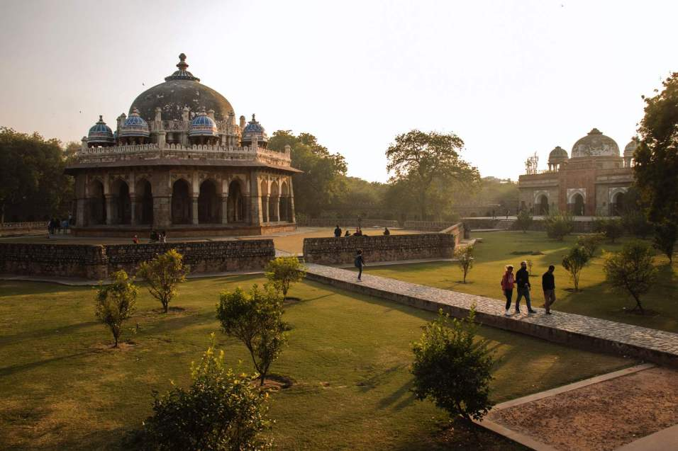 Delhi India Things to do - A World to Travel