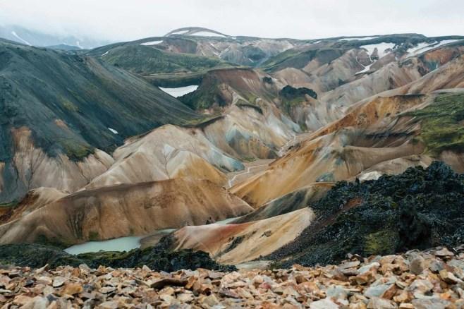 Landmannalaugar - Summer in Iceland