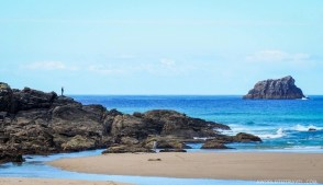 Mar de Fora - Fisterra beach - Costa da Morte - Galicia Spain - A World to Travel