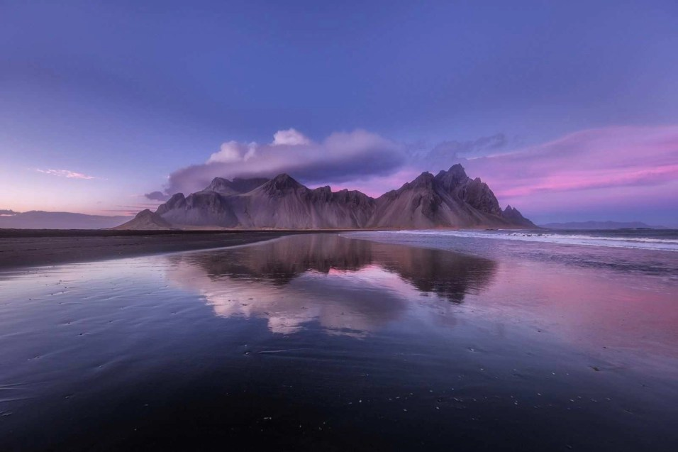 Vestrahorn Mountain - Iceland awesomeness - A World to Travel