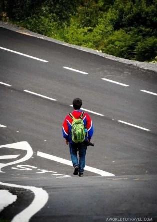 Walking towards Muxia - A World to Travel