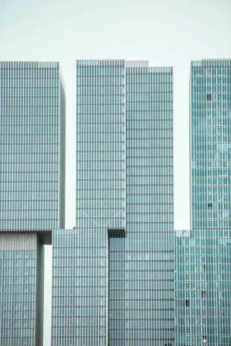 De Rotterdam by OMA Rem Koolhaas - Modern architecture - A World to Travel