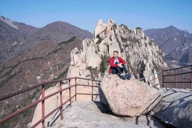Robert-Schrader-Seoraksan - Visit South Korea - A World to Travel