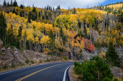 Rocky Mountain National Park - best places to see fall colors in usa - A World to Travel