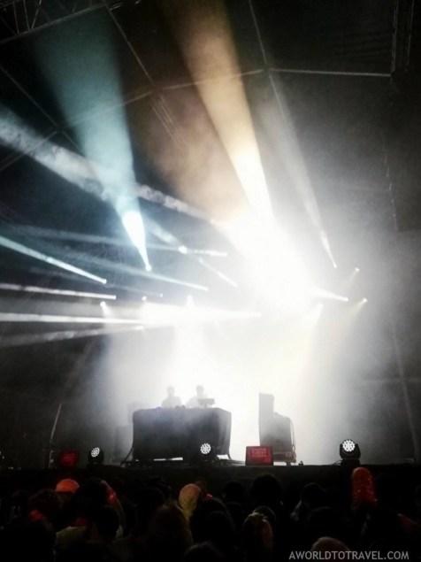 Acid Arab - Vodafone Paredes de Coura music festival 2019 - A World to Travel