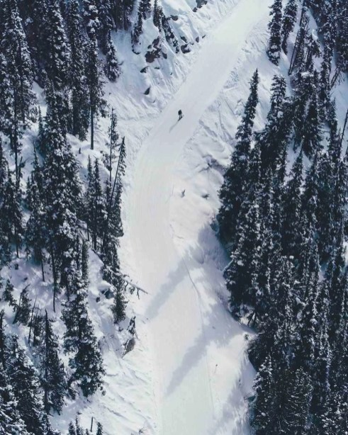 Blackcomb Mountain - British Columbia in Winter - Canada - A World to Travel