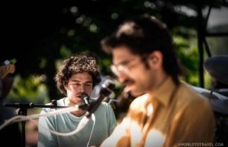 Capitao Fausto special gig (3) - Vodafone Paredes de Coura music festival 2019 - A World to Travel