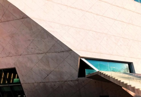 Casa da Musica details - Porto architecture guide - A World to Travel