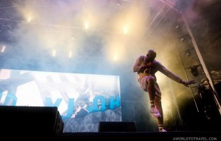 Freddie Gibbs & Madlib (1) - Vodafone Paredes de Coura music festival 2019 - A World to Travel