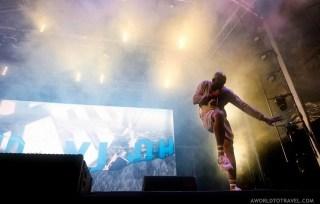 Freddie Gibbs & Madlib (1) - Vodafone Paredes de Coura music festival 2019 - A World to Travel