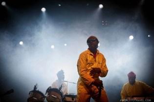Kokoko (3) - Vodafone Paredes de Coura music festival 2019 - A World to Travel