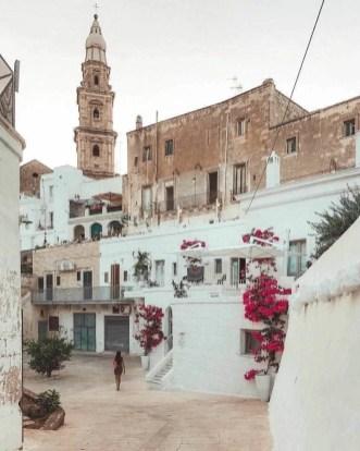 Monopoli - Apulia - Food trip - A World to Travel