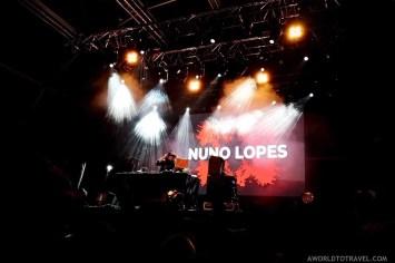 Nuno Lopes (2) - Vodafone Paredes de Coura music festival 2019 - A World to Travel