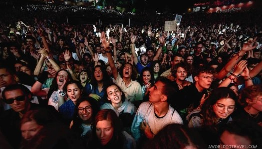 Parcels (2) - Vodafone Paredes de Coura music festival 2019 - A World to Travel